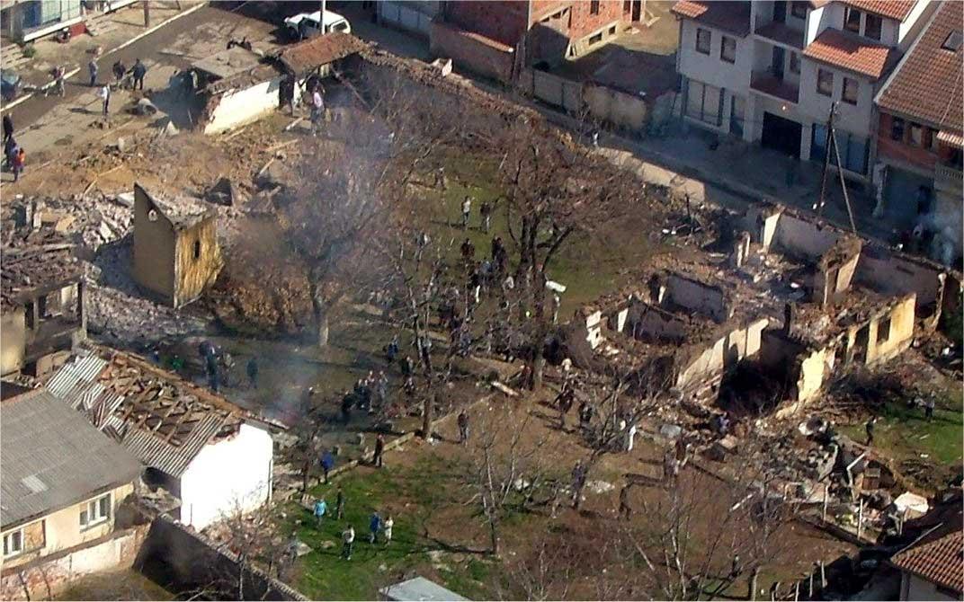 Уништавање српске и црногорске имовине без казне